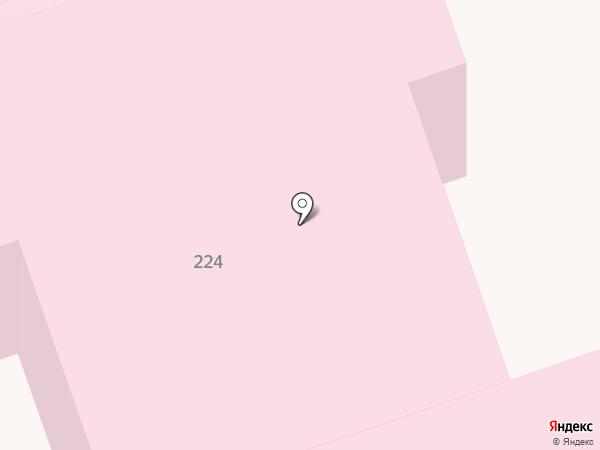 Елизаветинская больница на карте Перми