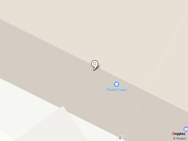 АвтоВозим на карте Перми