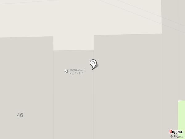 Альтер Реал на карте Перми