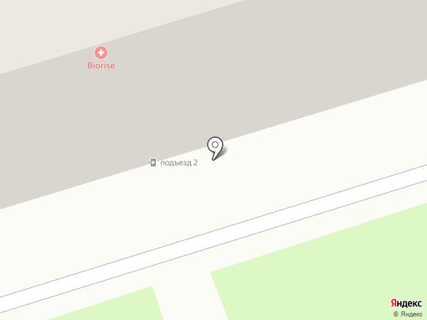 Амтек на карте Перми