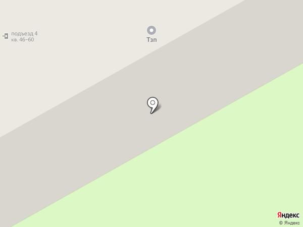 СанТОС на карте Перми