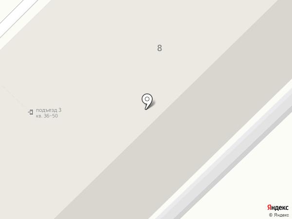 Для Вас на карте Перми