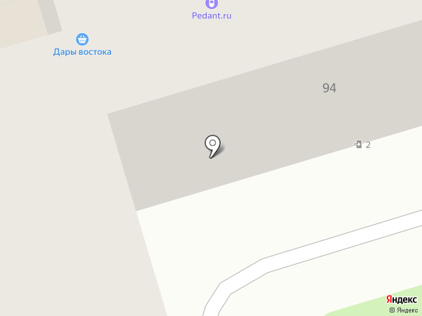 High cap на карте Перми