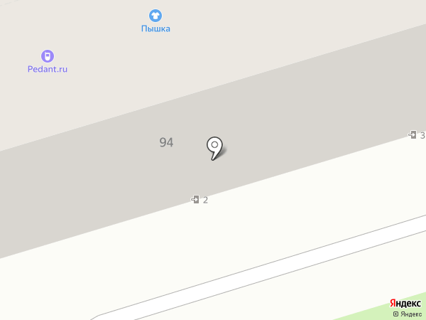 Stilnyashka на карте Перми