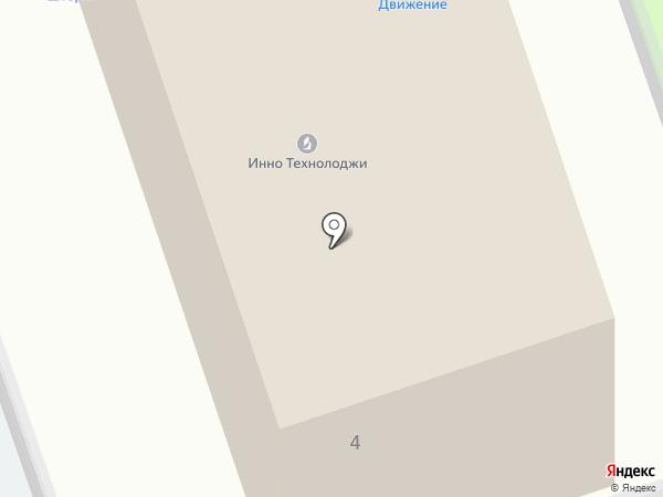 Готика на карте Перми