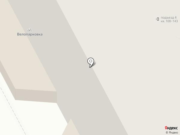 Хохлома на карте Перми