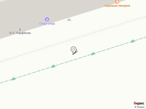 Votami на карте Перми