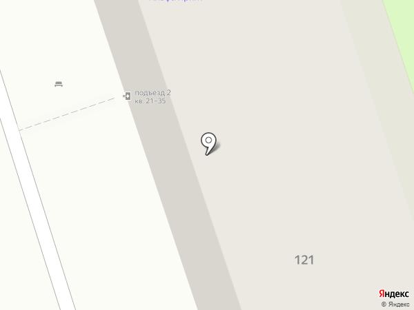 Прайм на карте Перми