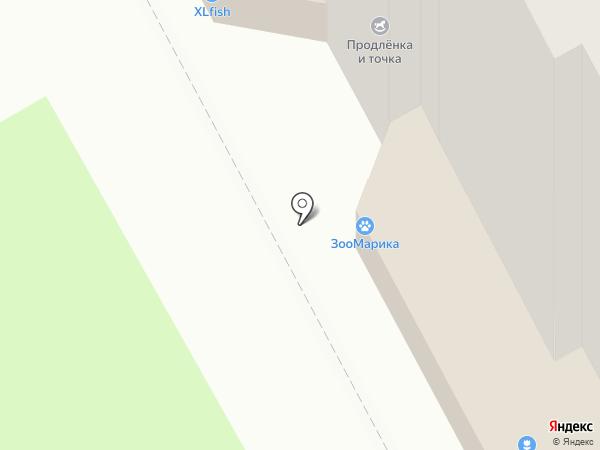 IQCube на карте Перми