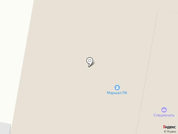 Дилком Сервис на карте Перми