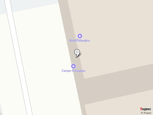 ГАЗОВИК на карте Перми