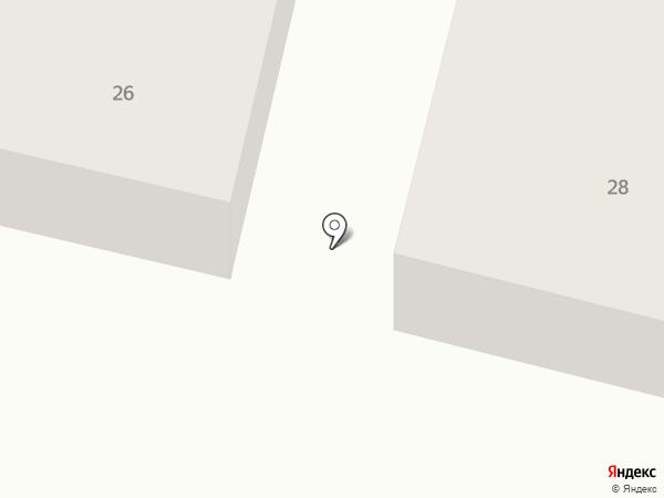 Девичья гора на карте Акбердино