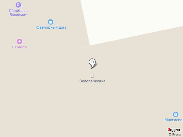 Салон экспресс-маникюра на карте Перми