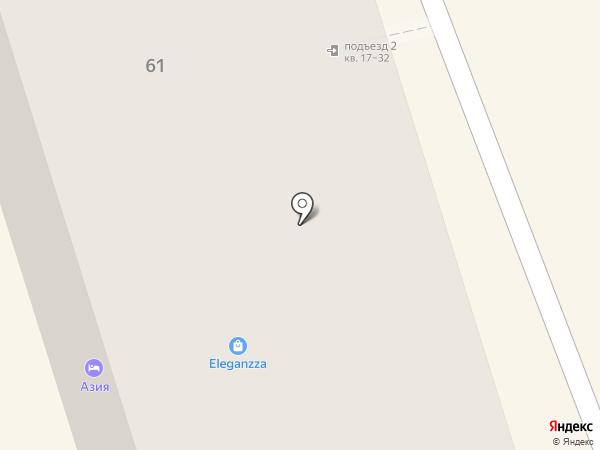 Служба выездного шиномонтажа на карте Перми