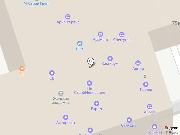 DreamVoice на карте Перми