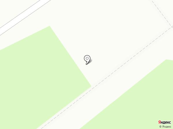 Мастерская №1 на карте Перми