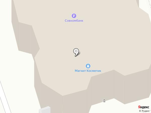 ПАССАЖ-1 на карте Перми