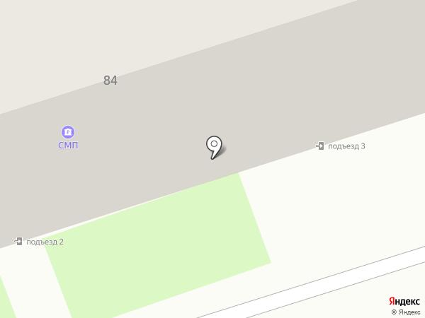 АСВА-К на карте Перми