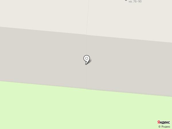 Орлов Г.К. на карте Перми