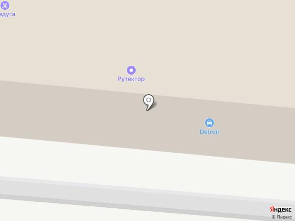 Домилио на карте Перми