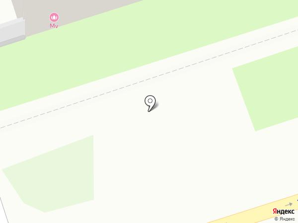 GROOM Studio на карте Перми