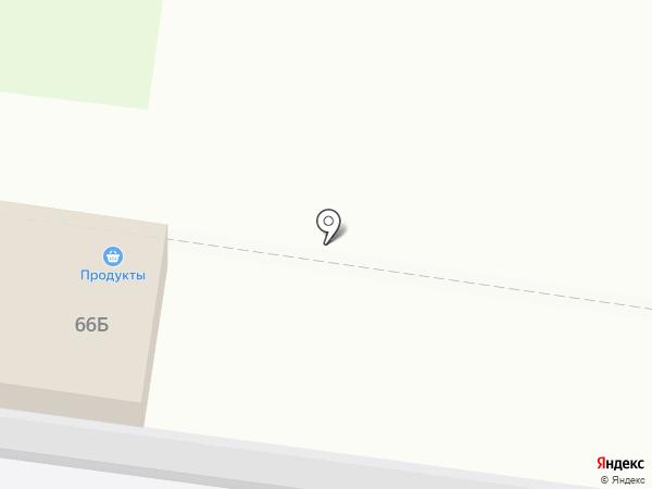 Камский хлеб на карте Перми