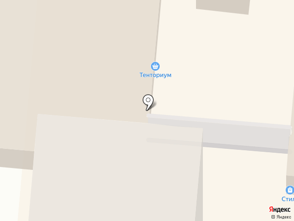 Zeta на карте Перми
