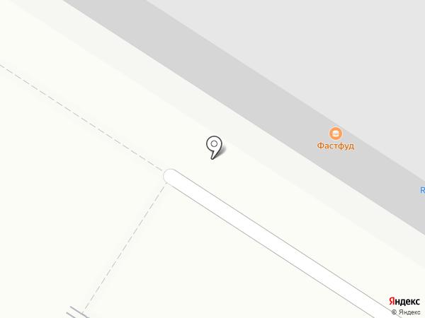 Нега на карте Перми