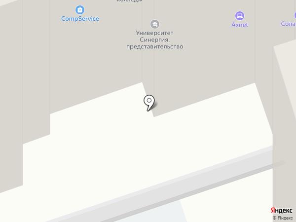 Эверест на карте Перми
