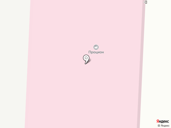 Рос-Билдинг на карте Перми