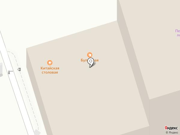 Новый киоск на карте Перми