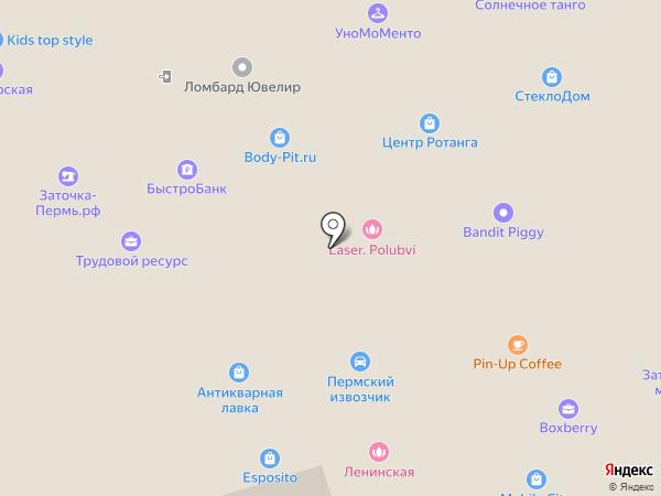 HORECA MARKET на карте Перми