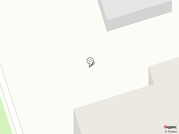 Пчелка на карте Перми