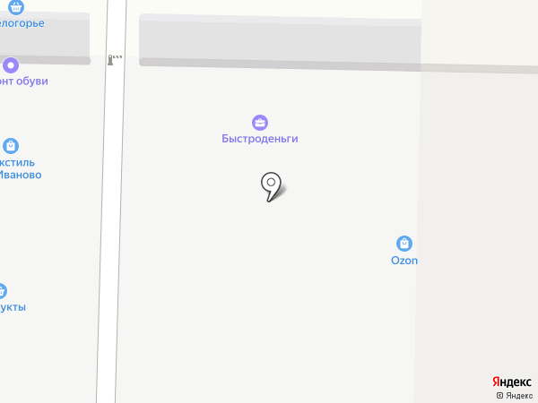 Магазин свежего мяса на карте Перми