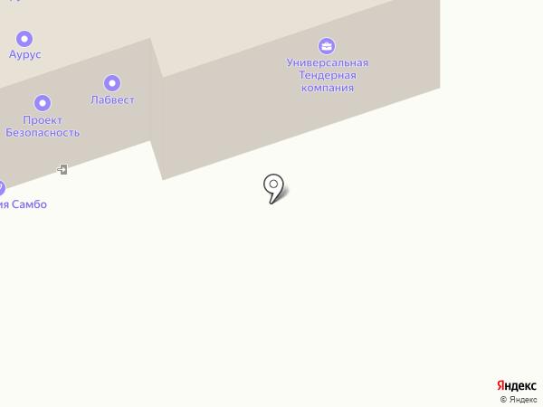 Ковалли на карте Перми
