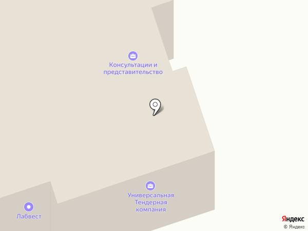 Пермлессервис на карте Перми