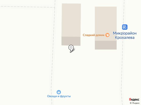 Доброе утро на карте Перми