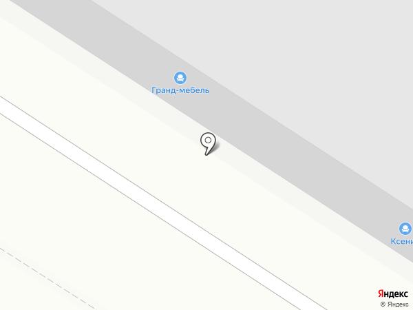 МЕБЕЛЬНЫЙ РАЙ на карте Перми