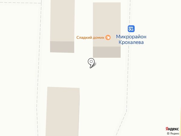 Еремеевские пекарни на карте Перми
