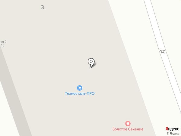 Молодежный на карте Перми
