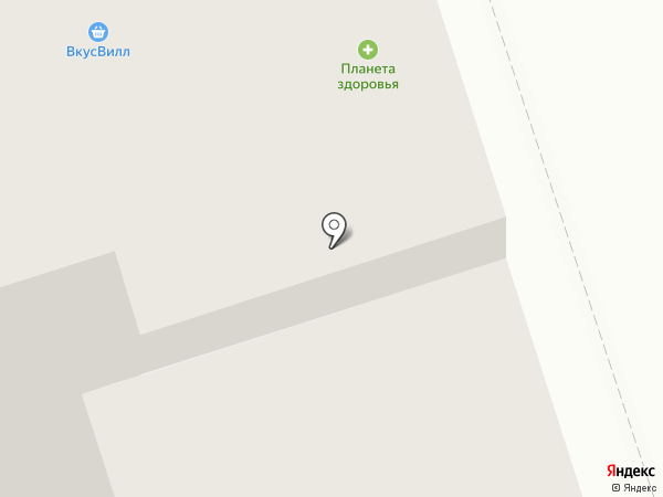 Свободная касса на карте Перми