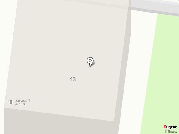 Альфа-Строй на карте Перми