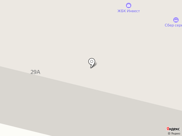 Регистратор на карте Перми