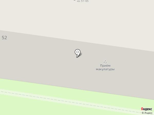 Общественный центр Индустриального района на карте Перми