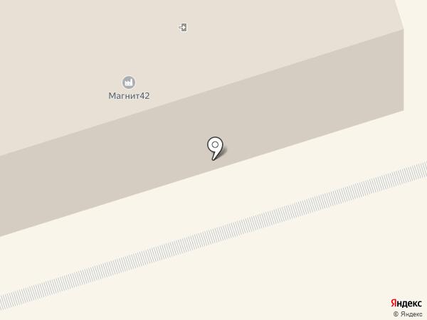 Дез-Гарант на карте Перми