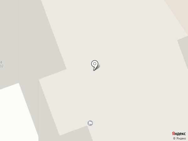 Пума на карте Перми
