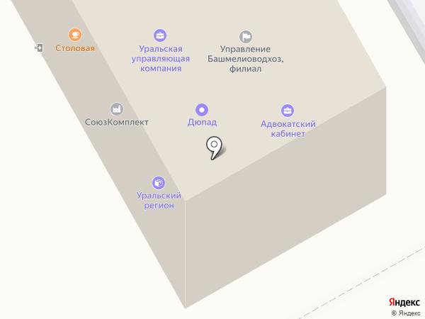 ИндивиДом на карте Перми