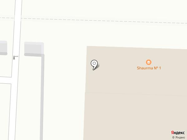 Кафе-пирожковая на карте Перми