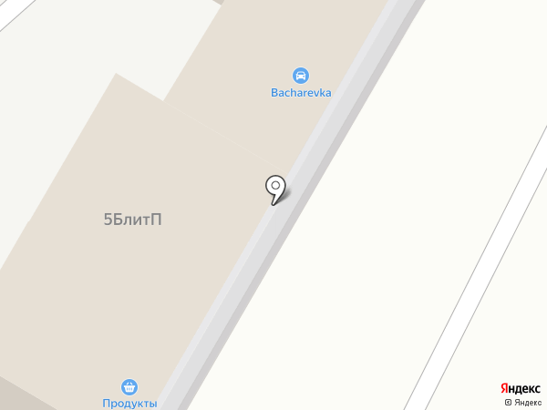 Автомойка #5 на карте Перми