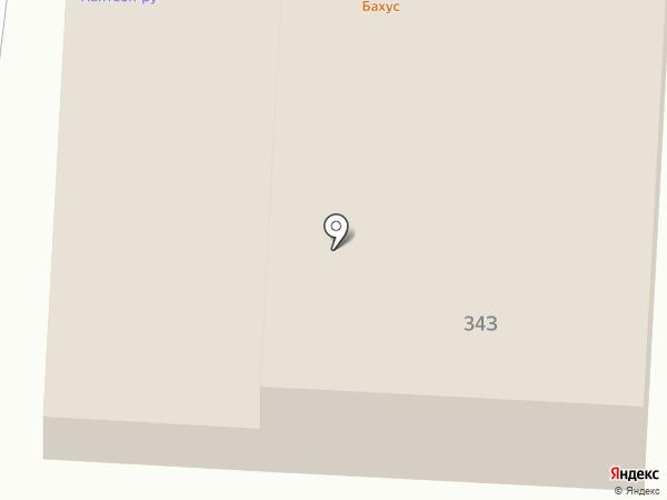 Пантеон-РУ на карте Перми